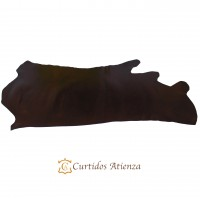 vaqueta-flor-marrón